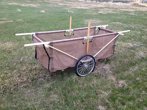 do it yourself decoy cart